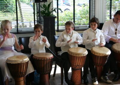 djembe workshop in Rotterdam